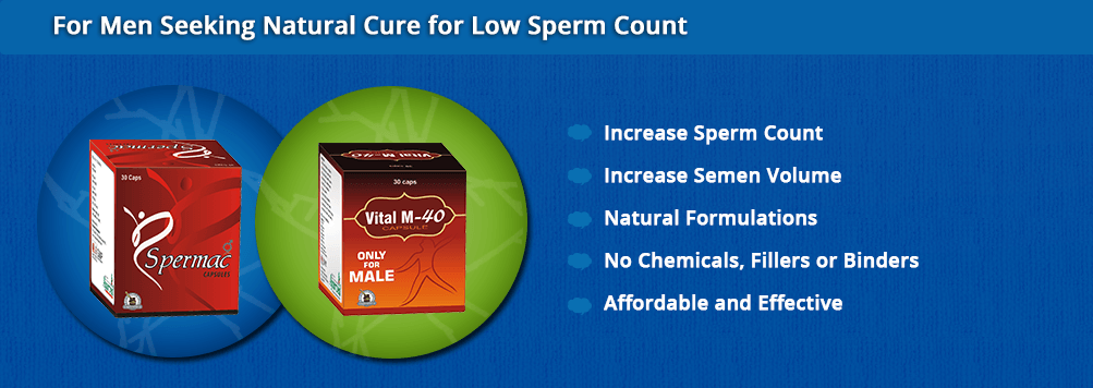 Increase motility of sperm naturally